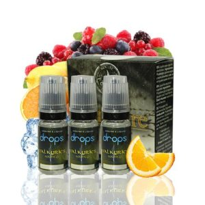 Drops Tripack (3x10ml) Signature Valkyrie's Bounty