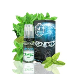 Drops Genesis Maniac Mint 10ml