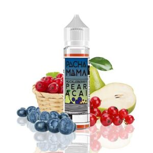 Pachamama Huckleberry Pear Acai 50ml (Shortfill)