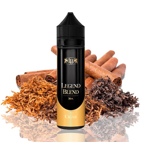 Legend Blend Cigar 50ml (Shortfill) 3