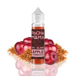 Pachamama Subohm Apple Tobacco 50ml (Shortfill)