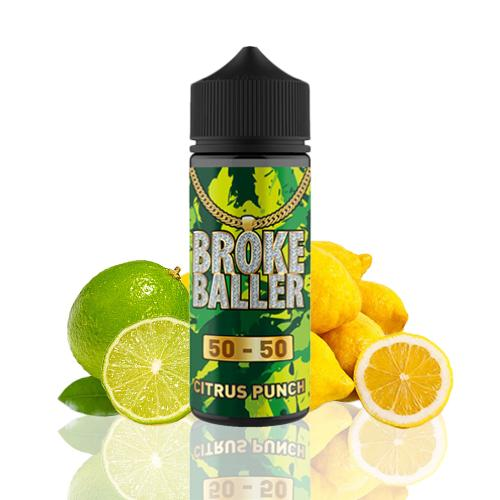Broke Baller Citrus Punch 80ml (Shortfill) 3