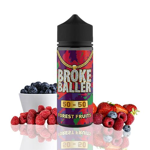 Broke Baller Forest Fruits 80ml (Shortfill) 3