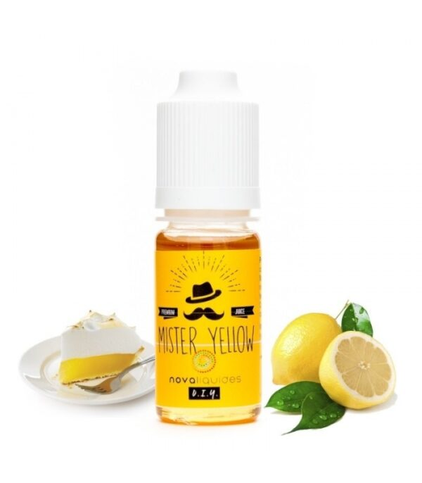 Nova Liquides Mister Yellow 10ml 3