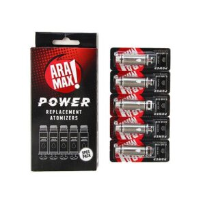 Aramax Power Coil 0,14ohm (Pack 5)
