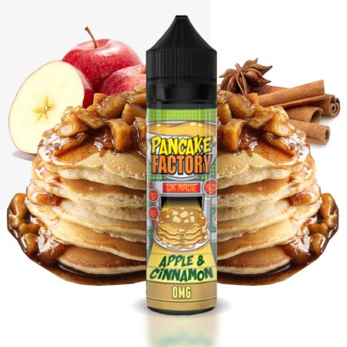 Pancake Factory Apple & Cinnamon 50ml (Shortfill) 3