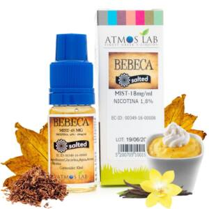 Atmos Lab Bebeca Salted Mist (10ml)  18 mg