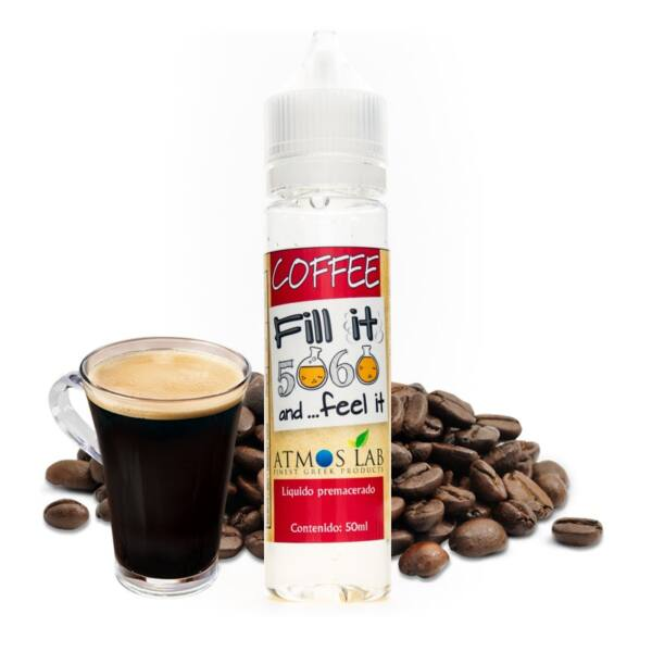 Atmos Lab Coffee 50ml (Shortfill) 3