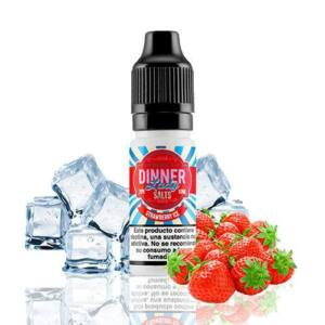 Dinner Lady Salts Strawberry Ice 10ml