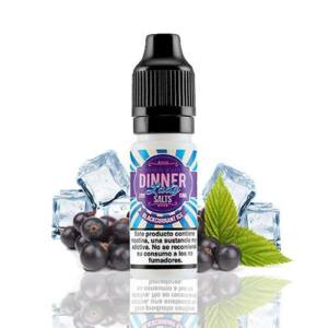 Dinner Lady Salts Blackcurrant Ice 10ml