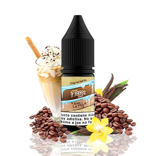 Frappe Cold Brew Salt Vanilla Latte 10ml 3