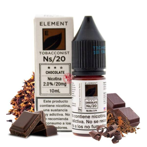 Element E-liquid Salts Chocolate 3