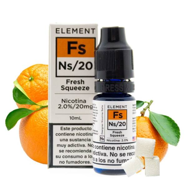 Element E-liquid Salts Fresh Squeeze 3