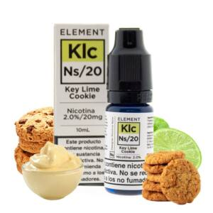 Element E-liquid Salts Key Lime Cookie
